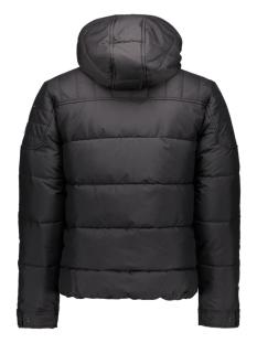 jcocam puffer jacket 12109636 jack & jones jas black
