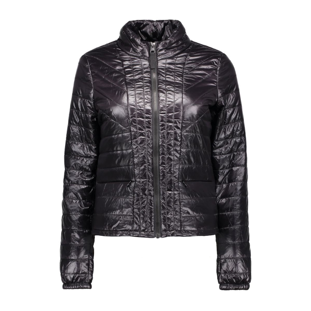 vmfanna short jacket 10148205 vero moda jas black