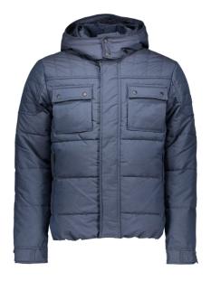 jcocam puffer jacket 12109636 jack & jones jas navy blazer/melange