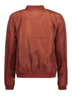 onllinea nylon short jacket otw noo 15127242 only jas cherry mahogany