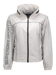 g50002pn gym running jacket superdry sport jas ice python