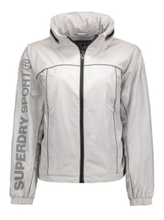 Superdry Sport jas G50002PN GYM RUNNING JACKET ICE PYTHON
