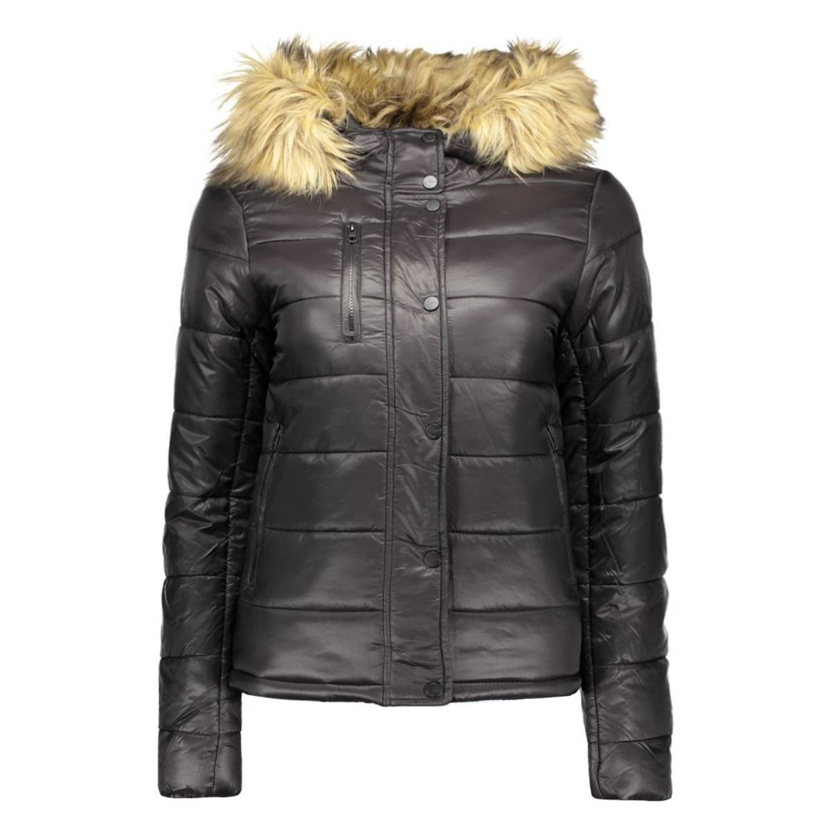 onlearly nylon jacket otw 15120448 only jas black