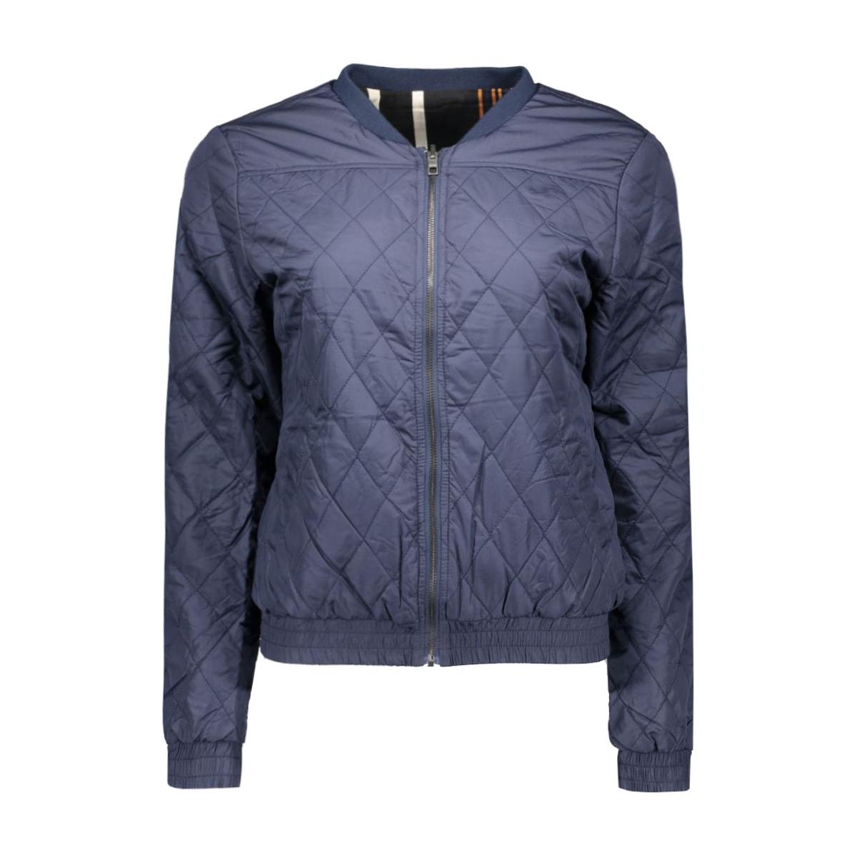 onlsmoke nova bomber jacket otw 15129208 only jas navy blazer/nova strip