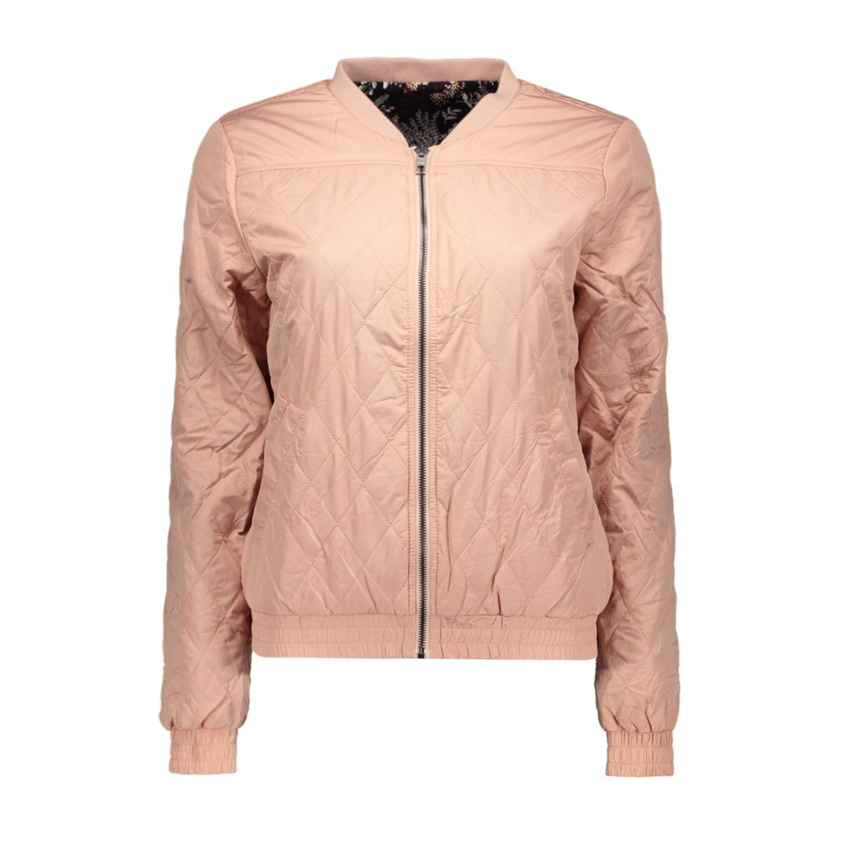 onlsmoke nova bomber jacket otw 15129208 only jas misty rose/ flower