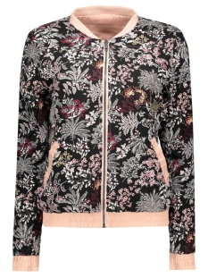 onlsmoke nova bomber jacket otw 15129208 only jas misty rose/ flower