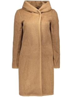 onllivia hooded wool coatigan otw 15119266 only jas tannin