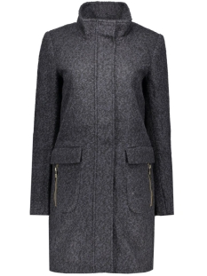 onlriley wool coat otw 15117145 only jas blue graphite
