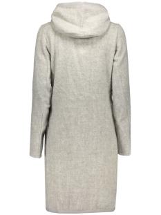 onllivia hooded wool coatigan otw 15119266 only jas light grey melange