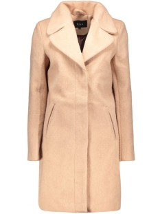 Vila Jassen VINUKA COAT 14035605 Rose Dust