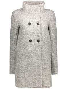onlnew sophia 1 wool coat cc otw 15119244 only jas light grey melange