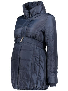 Mama-Licious Positie jas MLQUILTY L/S PADDED JACKET 20006282 Navy Blazer