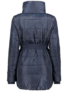 mlquilty l/s padded jacket 20006282 mama-licious positie jas navy blazer