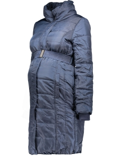 Mama-Licious Positie jas MLQUILTY L/S PADDED COAT 20006289 navy blazer