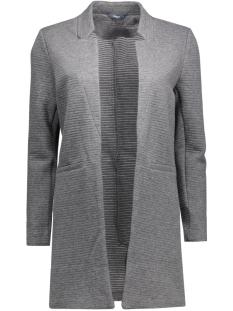onlmya soft blazer jacket otw noos 15124285 only blazer dark grey melange