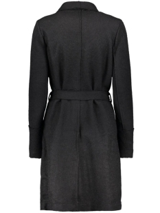 vmsabrina 3/4 wool jacket 10160580 vero moda jas black