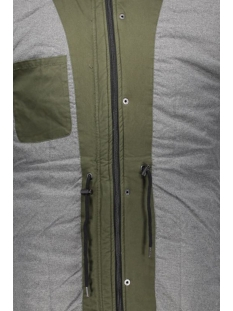 onsovant long jacket 22004403 only & sons jas forest night
