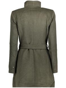 vmcall rich 3/4 wool jacket noos 10159247 vero moda jas peat