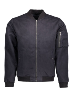 onsBOMBER FAUX SUEDE JKT EXP 22005872 Night Sky