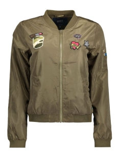 onlLINEA BADGE NYLON BOMBER OTW 15129315 Tamrac/Quirky Bad