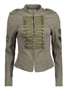 Only Jas onlARIZONA DETAIL MILITARY JACKET 15135270 Ivy Green
