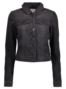 Vero Moda Jas VMDANGER LS DENIM JACKET BLACK NS 10170463 Black