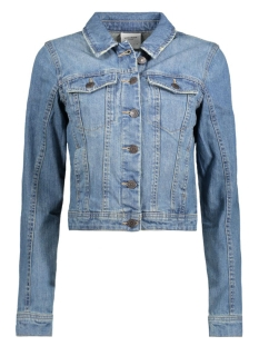 Vero Moda Jas VMDANGER LS DENIM JACKET MD BL NOOS 10156583 Medium blue denim
