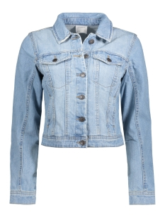 VMDANGER LS DENIM JACKET LT BL NOOS 10170464 Light Blue Denim