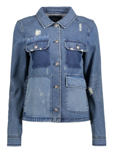 Only Jas onlTOKYO LS DNM JACKET BJ7721 15129307 Medium blue denim