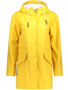 Only Jas onlNEW FINE RAINCOAT OTW 15134973 Yolk Yellow