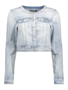 Vero Moda Jas VMSURI L/S DENIM JACKET ZC353 10172390 Light Blue Denim