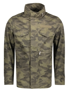 Only & Sons Jas onsMILITARY UTILITY CAMO JACKET EXP 22006938 Olive Night