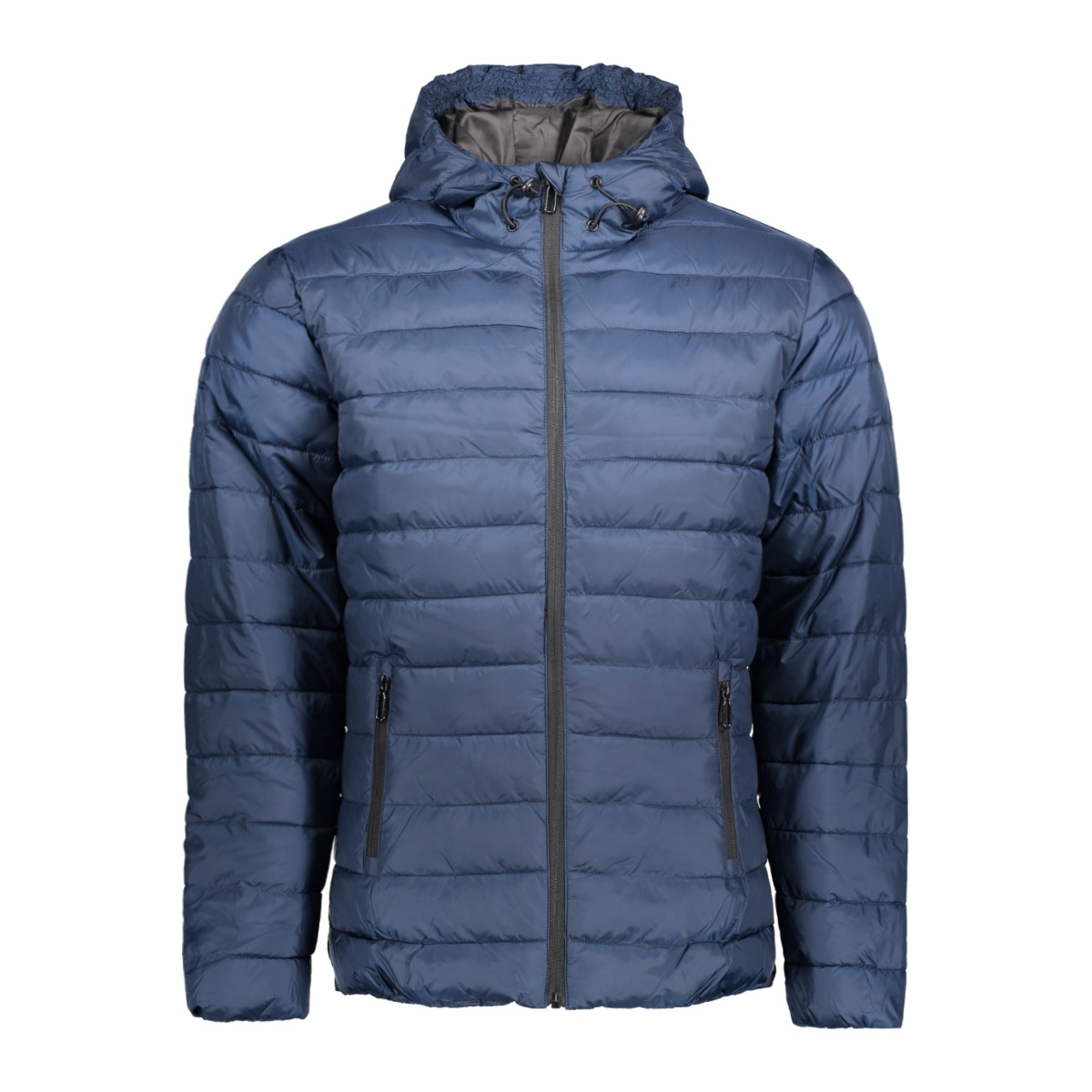 onseddi hooded puffer noos  22006916 only & sons jas dress blues