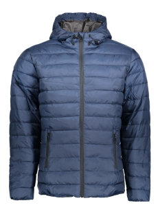 Only & Sons Jas onsEDDI HOODED PUFFER NOOS 22006916 Dress Blues