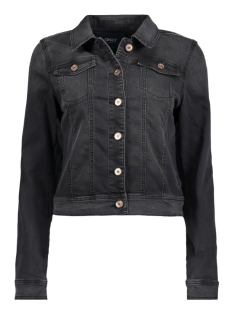 Only Jas onlCHRIS LS BLACK DNM JACKET BJ7627 15138606 Black Denim