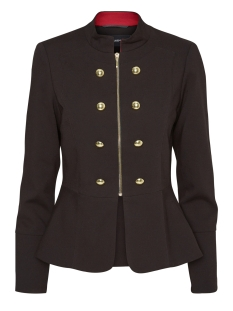 Vero Moda Blazer VMMORA WELL SHORT JACKET 10182519 Black Beauty