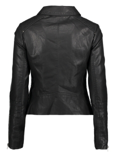 onlmaddy faux leather biker cc otw 15136018 only jas black