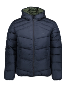 Jack & Jones Jas JORLANDING PUFFER JACKET 12121960 Total Eclipse