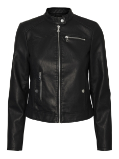 Vero Moda Jas VMCHANINE SHORT PU JACKET BOOS 10179244 Black Beauty