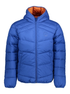 Jack & Jones Jas JORLANDING PUFFER JACKET 12121960 True Blue