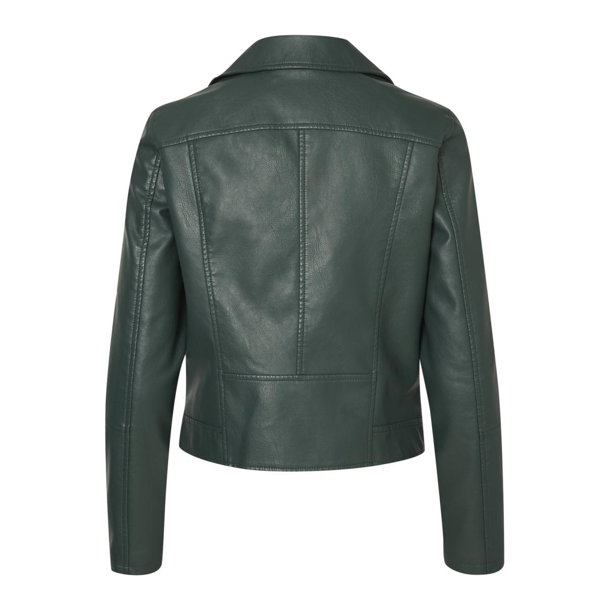 vmgotta short pu jacket 10185029 vero moda jas green gables