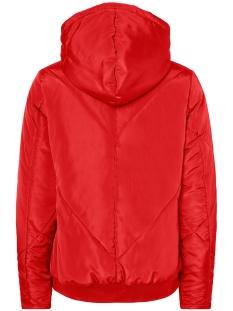 nmmirja l/s jacket 27000344 noisy may jas high risk red