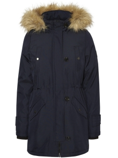 Vero Moda Jas VMEXCURSION EXPEDITION 3/4 PARKA NOOS 10179248 Navy Blazer