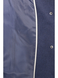 vmelena rich 3/4 wool jacket boos 10179260 vero moda jas navy blazer