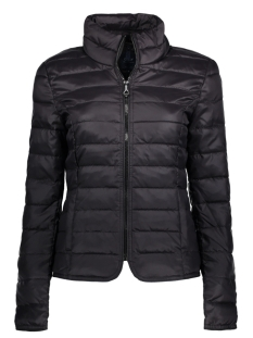 Only Jas onlTAHOE AW QUILTED JACKET CC OTW 15136104 Black/Linning Pha