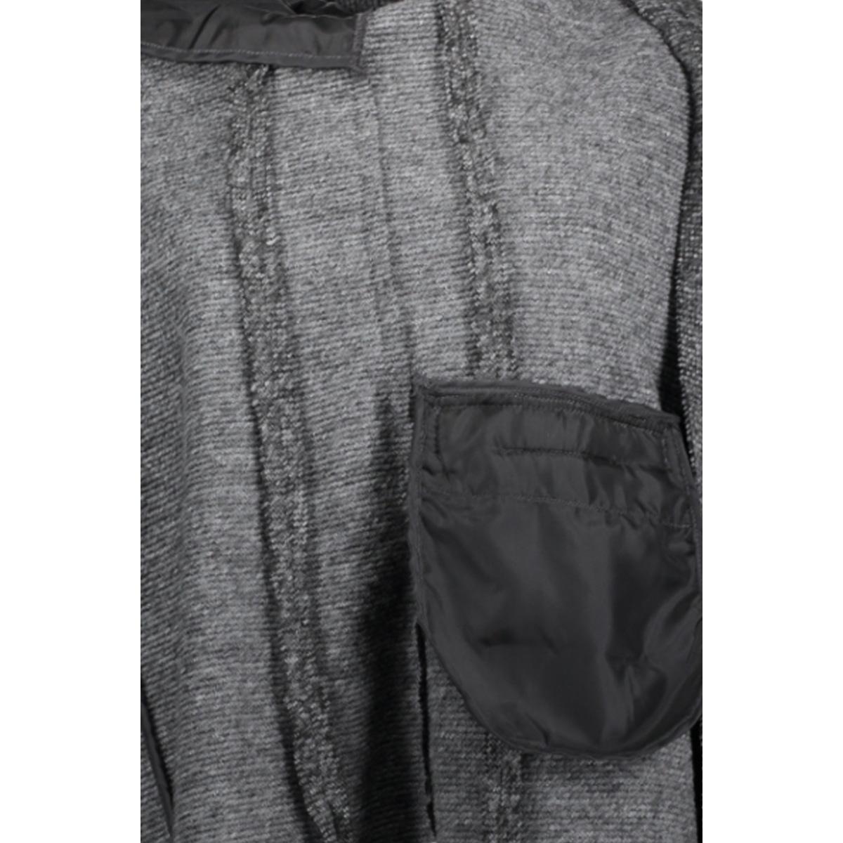 onlnew ella wool coat cc otw 15139120 only jas medium grey melange