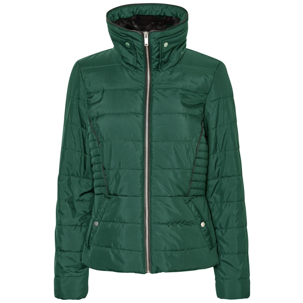 vmclarissa short jacket boos 10179054 vero moda jas green gables