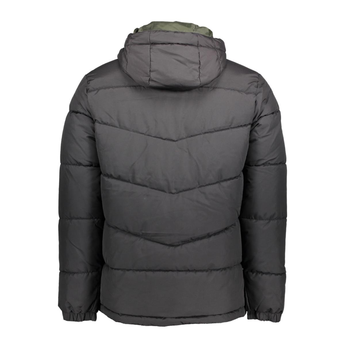 jcoroger jacket 12123927 jack & jones jas black/one