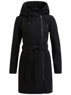 Object Jas OBJJOLIE COAT NOOS 23023122 Black