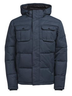 jcowill jacket 12123929 jack & jones jas sky captain/one - mela